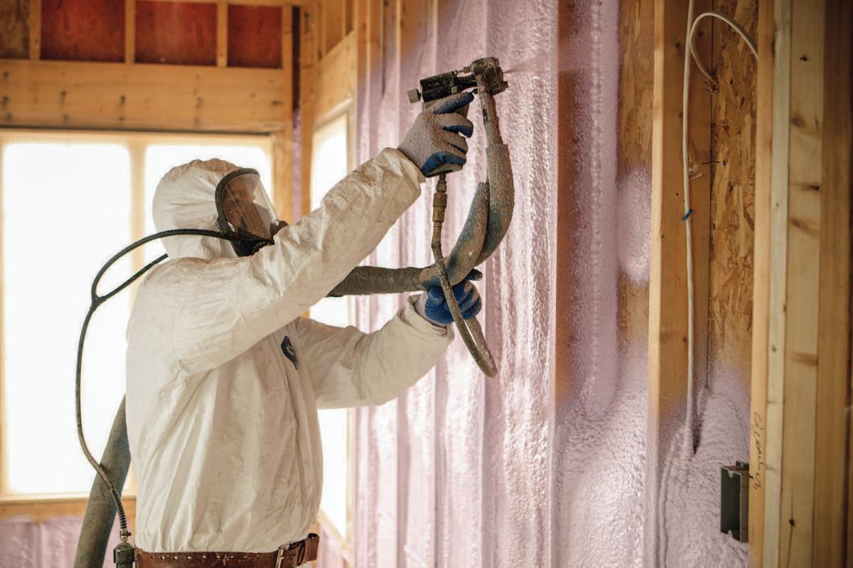 How Can Spray Foam Insulation Save Energy Mini Home Tricks